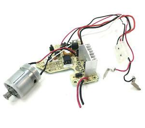 Shark SV1110 SV1106 SV1106N SV1107 BRUSHROLL MOTOR & POWER PCB CIRCUIT BOARD OEM