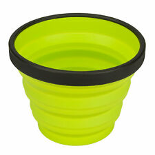 Sea To Summit X Cup Unisex Adventure Gear Mug - Lime One Size