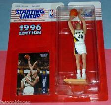 NM+ 1996 Rik Smits Indiana Pacers #45 Rookie - FREE s/h- slu Starting Lineup NM+