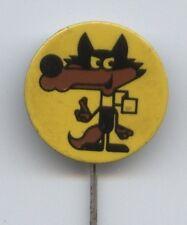 ORIG. pin olímpico w. juegos sarajevo 1984-mascota vucko!!! Top