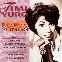 TIMI YURO - HURT NEW CD
