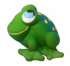 LANCO 100% Natural Rubber Frog Bath Time Sensory Tactile Fidget Toy RRP $23.95