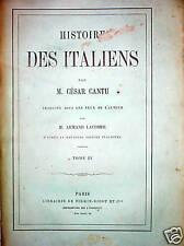 HISTOIRE DES ITALIENS Papes Grégoire II & III Venise