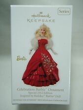 2012 Hallmark Keepsake Ornament Celebration Barbie #13