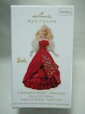 2012 Hallmark Keepsake Ornament Celebration Barbie #13