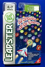 Leap Frog LeapFrog Leapster Game: La Conquista de los Números (80923)
