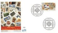 Germany 1988 FDC 1395 Znaczki Briefmarken Stamps
