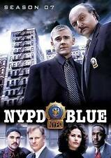 NYPD Blue: Seventh Season 7 (DVD, 2014, 6-Disc Set)
