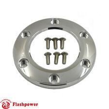 Steering Wheel Horn Button Center Ring For 6 Bolts MOMO/NRG