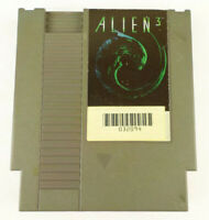 Alien 3 AUTHENTIC Nintendo NES Game Cartridge (Cleaned & Tested)