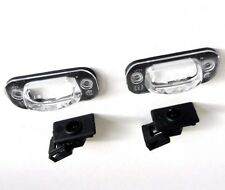 VW GOLF III MK3 1991-1999 VW POLO CLASSIC 1995-2001 NUMBER PLATE LIGHTS LAMP SET