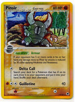 Pinsir 9/101 Holo Rare Delta Species EX Dragon Frontiers Pokemon Card NM+