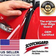 3M 2 Door Edge Guard Anti Scratch Paint Protection Strip CLEAR Effective Car ATV