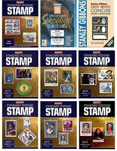 SCOTT Stamp catalogs PDF All world + Russia + USA Covers + Gibbons Great Britain