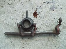 Farmall IH 560 diesel RC tractor clutch throw out bearing w/ pivot shaft