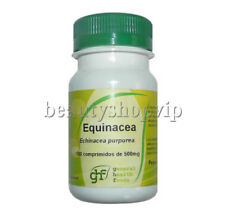 EQUINACEA 100 com 500 mg Defensas Resfriado Sistema Inmune Antibiótico Echinacea