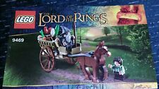 Lego Instruction Manual Lord of the Rings 9469 Replacement booklet Only