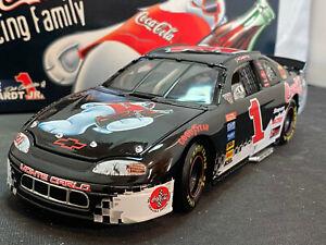 Action Dale Earnhardt Jr Polar Bear NASCAR 1998 Chevy Monte Carlo 1/24 Diecast