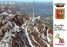 BG5698 pic du midi de biggore l observatoire et la tour de television   france
