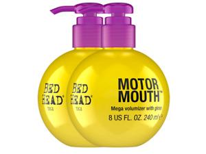 TIGI Bed Head Motor Mouth Hair Volumiser for Volume and Shine 2x 240ml