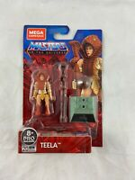 MEGA CONSTRUX PRO - MASTERS OF UNIVERSE - TEELA - VERSION 2 - MUTU - NEW
