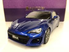 Subaru BRZ GT Blue Kyosho KSR18027BL 1:18 Scale Samurai Collection