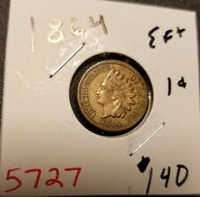 1864 Indian Head Small Cent 5727