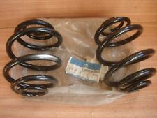 Coil Spring Set Rear fits Opel Vauxhall Astra F GSi 90421805 Genuine