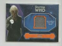 Doctor Who Costume Relic Trading Card OOD Alien Costume