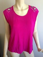 Viscose Summer/Beach Machine Washable Sleeve Tops & Blouses for Women