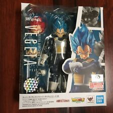 IN STOCK! Bandai S.H.Figuarts DragonBall Z BROLY SUPER SAIYAN GOD SSGSS VEGETA