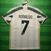 Cristiano Ronaldo Juventus 20/21 Home Jersey (1-Day Shipping)
