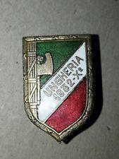 Italian fascist Ungheria Campionati ww2 Ccnn milizia Fascismo