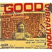 Good Vibrations: A Record Shop  A Label  A Film Soundtrack, Various Artists CD |