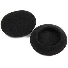 5 pares Almohadillas de Esponja Ear pads para Auriculares Almohadilla De Espuma