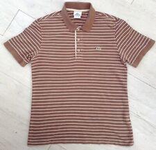 Lacoste Devanlay Rayas Camisa Polo Talla 3 (medio)