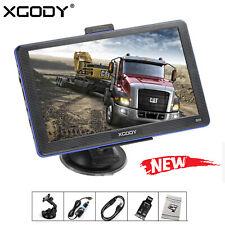 "XGODY 886 7"" Pantalla Táctil Navegador GPS Coche 8G USB EU Map FM Transmisor MP4"