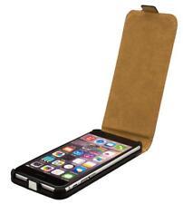 IPhone 6 Plus Smartphone Hülle Tasche schwarz Handy Schutzschale Brieftasche DE