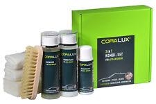 CORALUX® Reinigung - Pflege - Schutz für Echtleder / Kunstleder Kombination