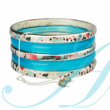 Poetry of the Earth III Bangle Bracelets from the Stop & Smell the Roses by Lalo