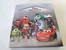 Livre de collection de power discs Disney Infinity 1.0