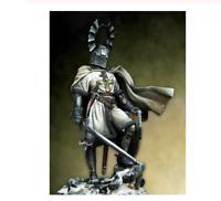 1/18 Resin Figure Model Kit Ancient Teutonic Knight Unassambled Unpainted 90mm