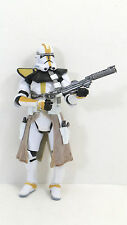 Hasbro Star Wars TAC Battle Pack Star Corps Clone Trooper Action Figure Loose