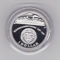 1927 1997 Australia Silver 1oz Proof $1 Coin Old Parliament House