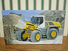 Liebherr L 566 2 Plus 2 Wheel Loader By Joal 1/50th Scale >