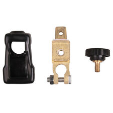Universal Car Battery Disconnect Switch Mount Knob Cut Off Master Kill Terminal