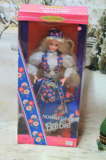 Barbie NORWEGIAN NRFB  1995