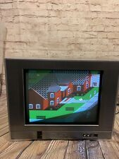"Vintage Toshiba 14AF46 14"" CRT  TV Retro Gaming Television-w/ Remote-Free Ship"