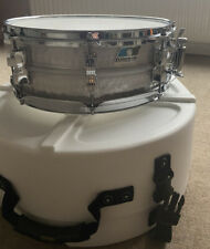 Ludwig Hammered Acrolite 14 X 5 Snare Drum With Hardcase