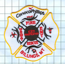 Fire Patch - Conoco Phillips Billings MT